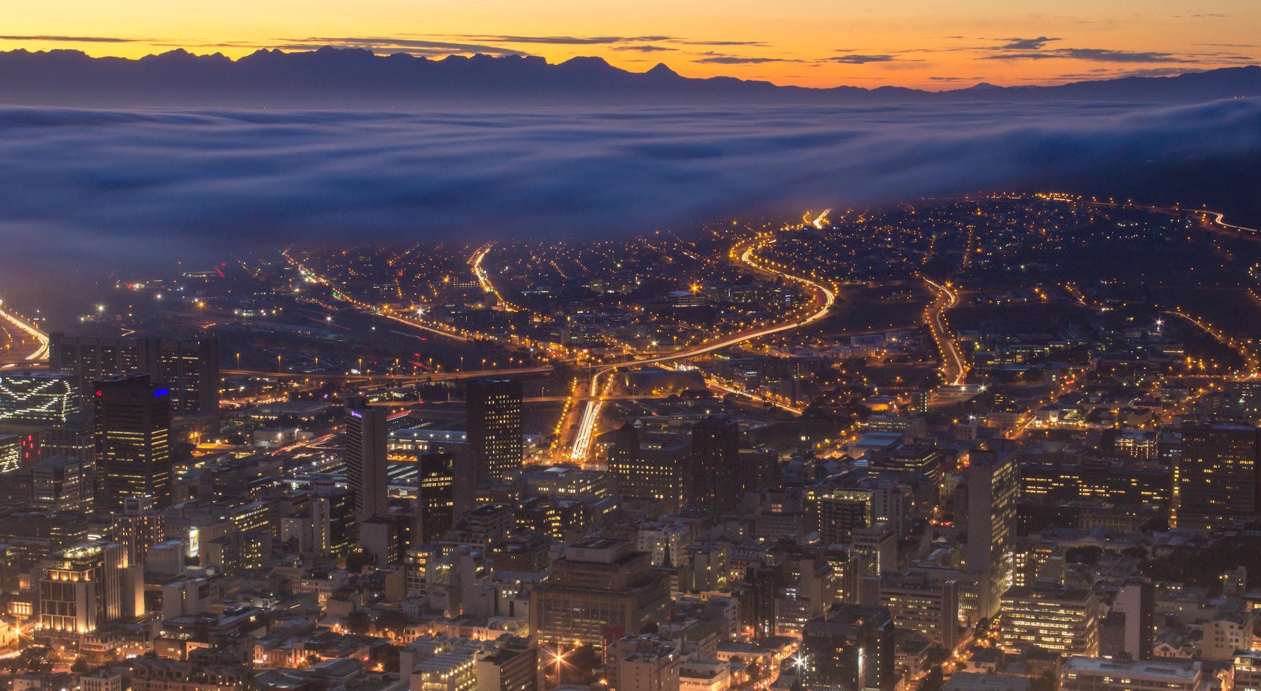 Kommen in Europas Sicht nicht vor, die afrikanischen Metropolen. © Marlin Jackson / Unsplash.com