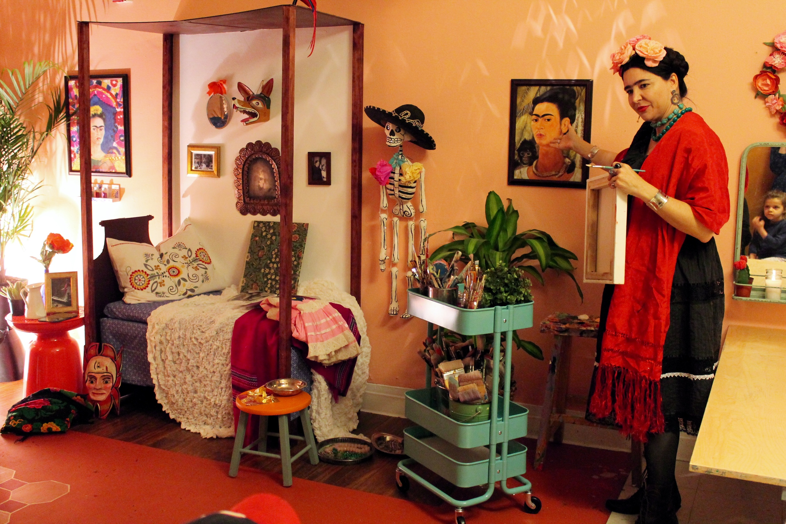 Frida Kahlo Set