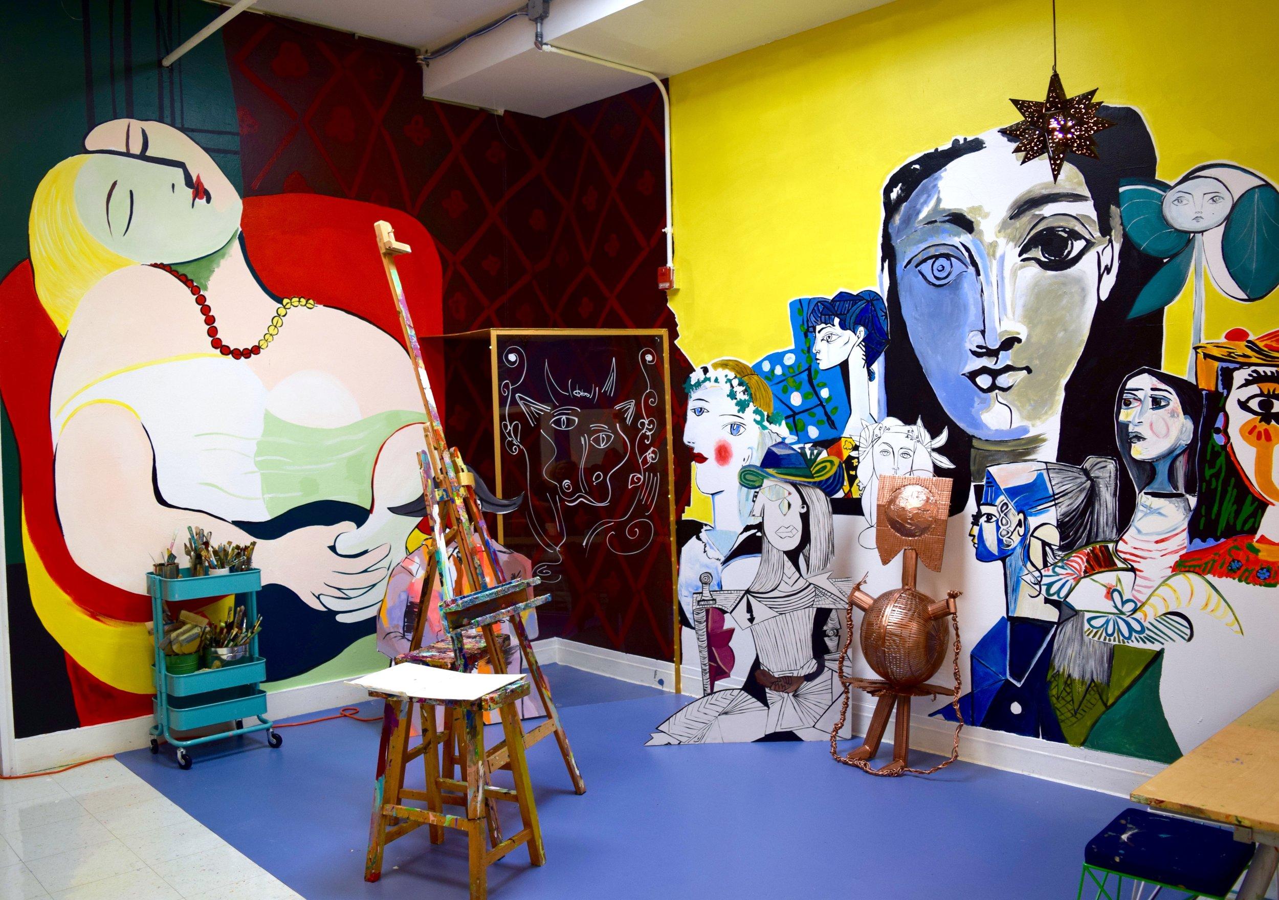 Pablo Picasso, Fall 2016