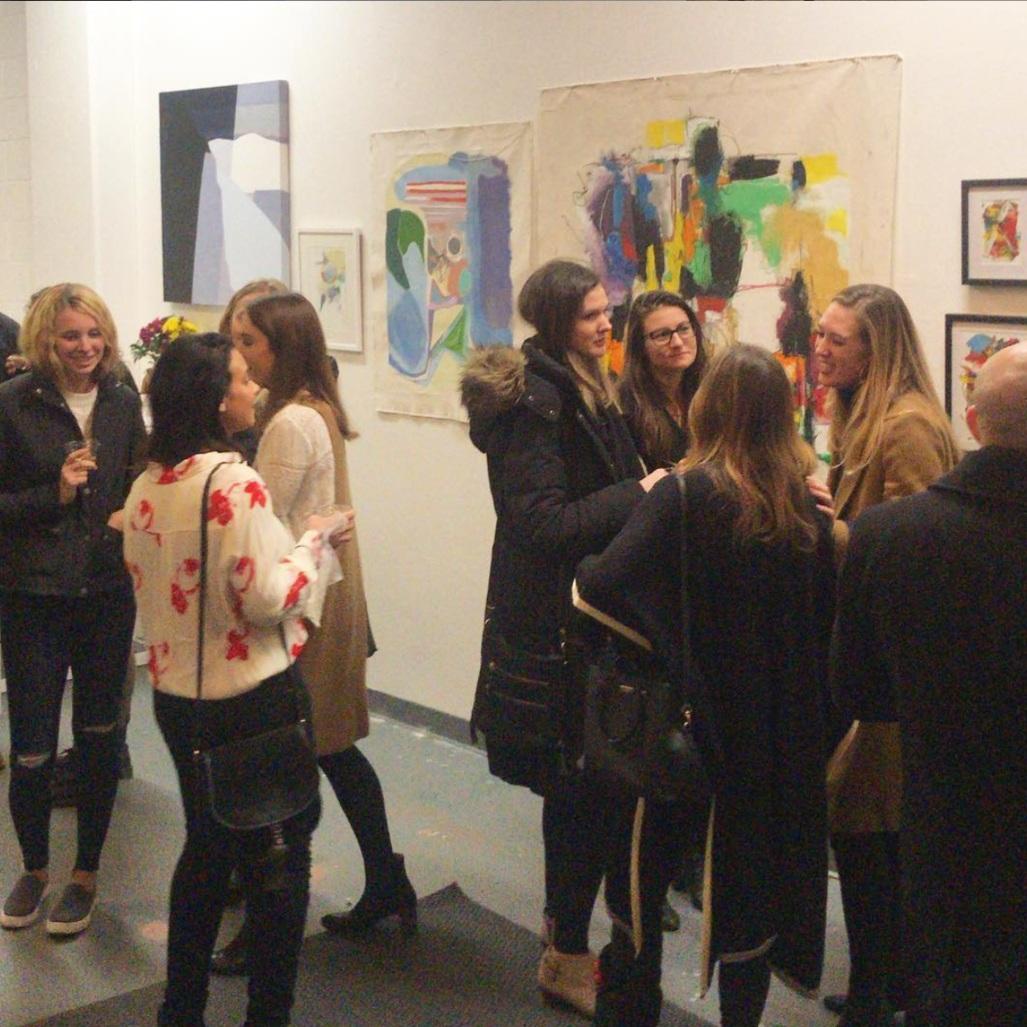 Testimony: Curatorial Apprenticeship | Willa Alexander-Jaffe