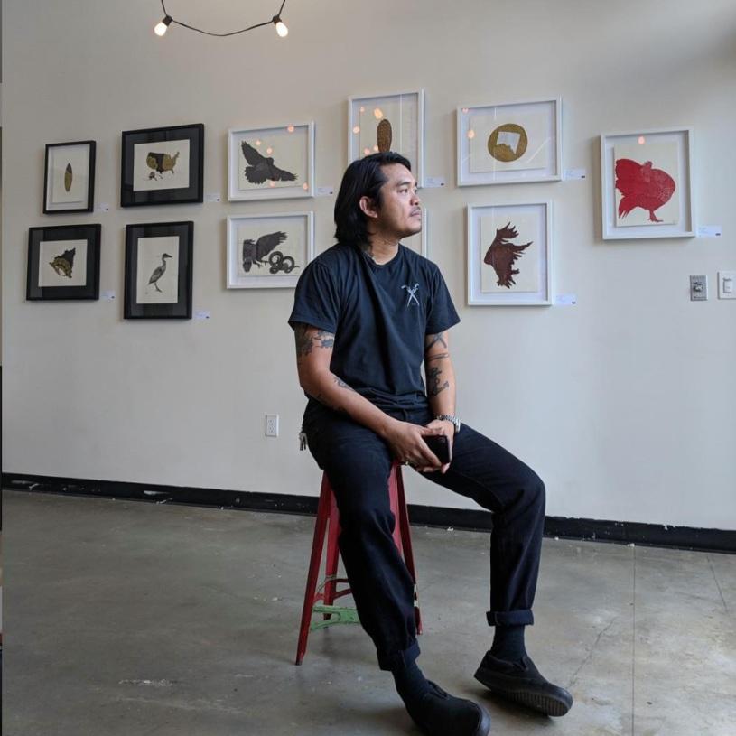 Early 2019 Artist Residency: Elmer Calata