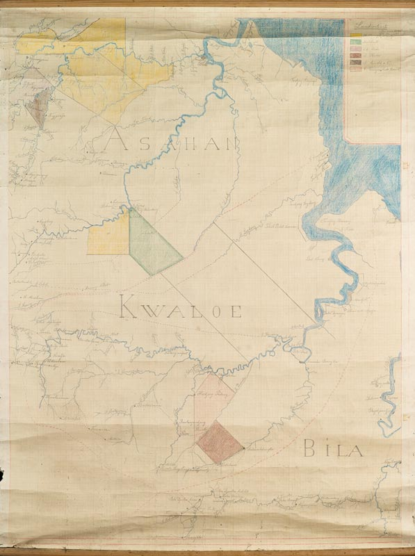 Région du fleuve Asahan, Sumatra, Indonésie / Gebiet um den Fluss Asahan, Sumatra, Indonesien © Heinrich Schmitz [du Moulin], Juin/Juni 1887