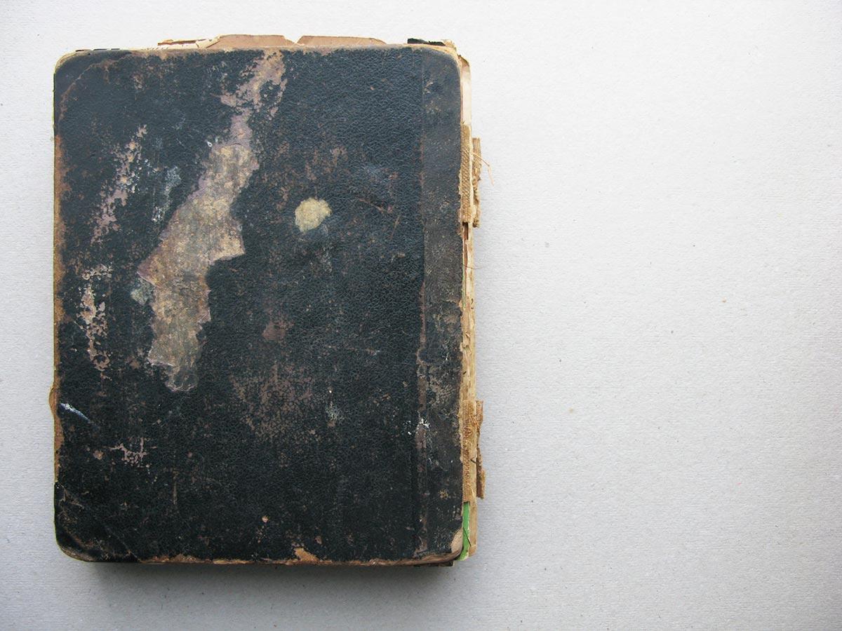 Livre de recettes de / Rezeptbuch von Hedwig Schmitz
