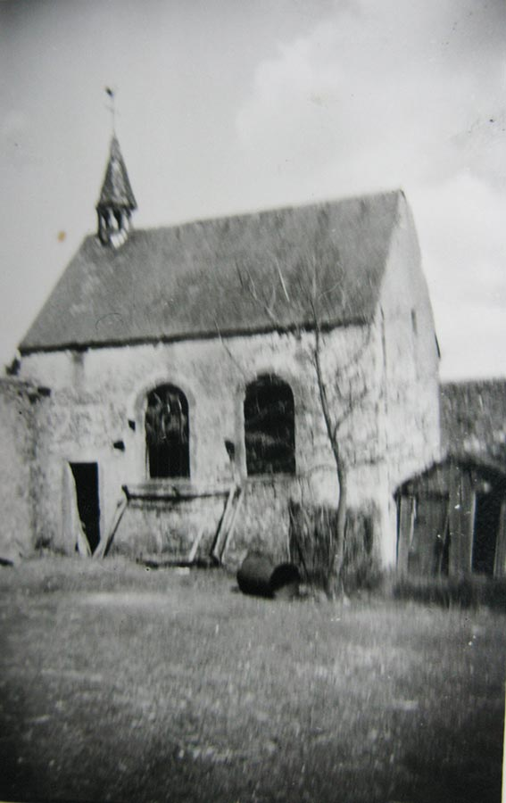 Chapelle / Kappelle, Birelerhof, Sandweiler ca. 1950 © photographe inconnu, droits réservés