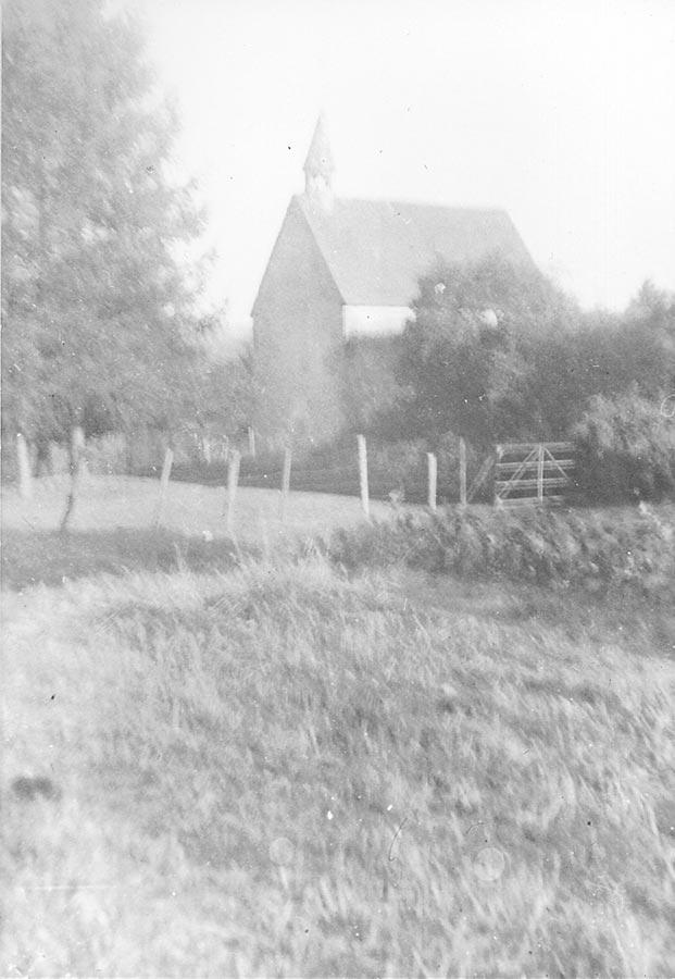 La chapelle / Die Kapelle, Birelerhof, Sandweiler © photographe inconnu, droits réservés