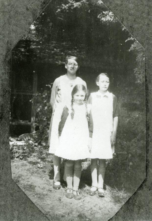 Birelerhof, Sandweiler ca. 1925 © photographe inconnu, droits réservés