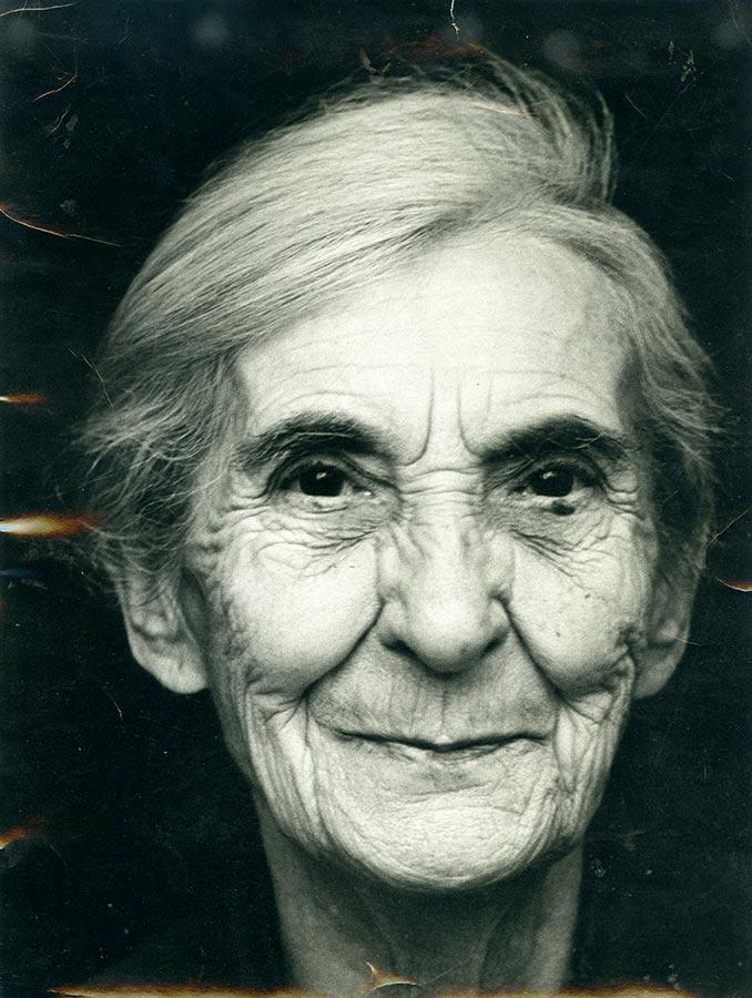 Gertrud Schmitz © Hermann Weisweiler, Aachen (D)