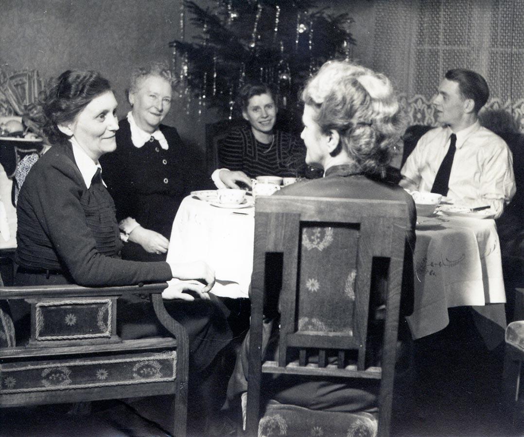 Noël / Weihnachten, Schwelm © photographe inconnu, droits réservés