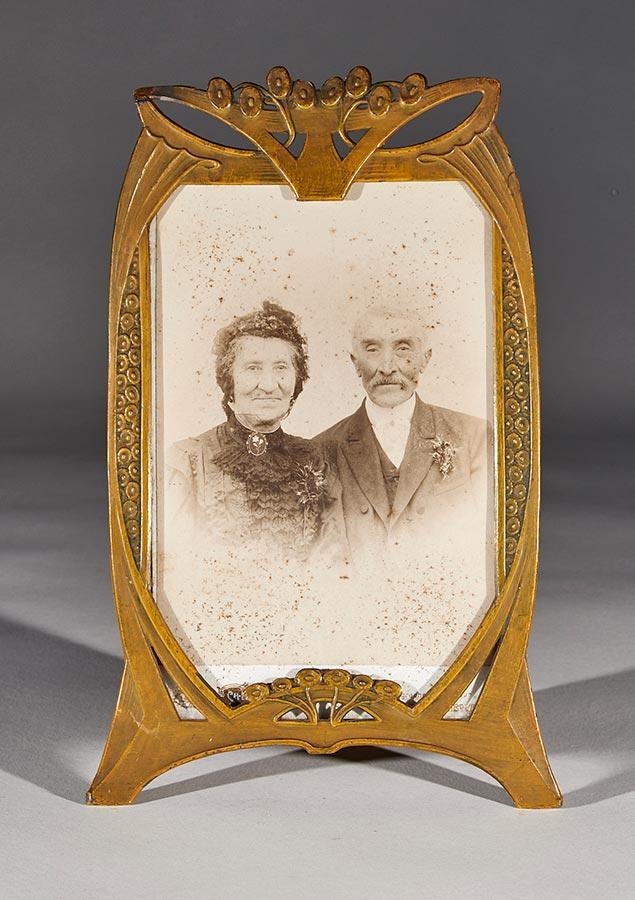 Couple / Ehepaar Maria Anna et / und Tillmann Schmitz du Moulin © Charles Bernhoeft, ca. 1908
