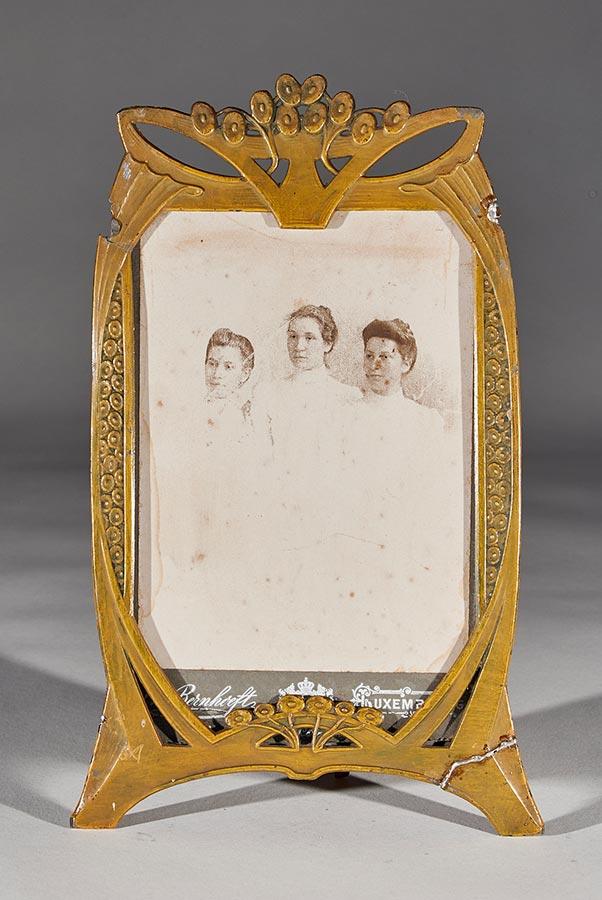Helene, Maria, Gertrud Schmitz © Charles Bernhoeft, ca. 1908