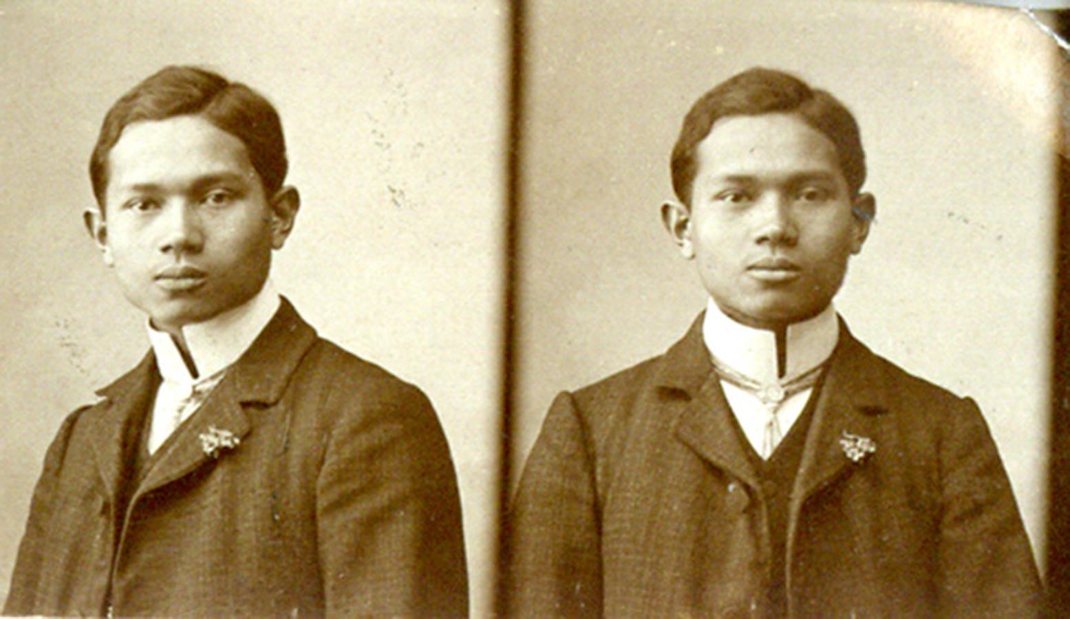 Tillmann Joseph Schmitz du Moulin, ca. 1905 © photographe inconnu, drotis réservés