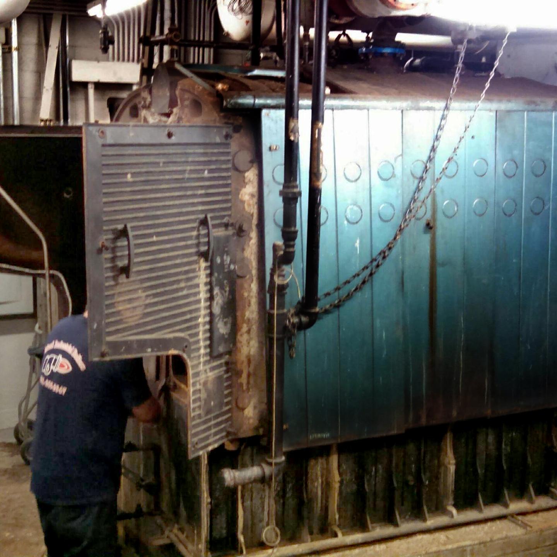 Boiler Replacement (BEFORE)