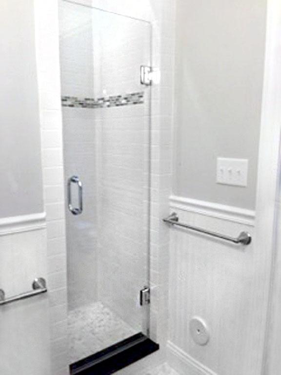 shower mirror glass