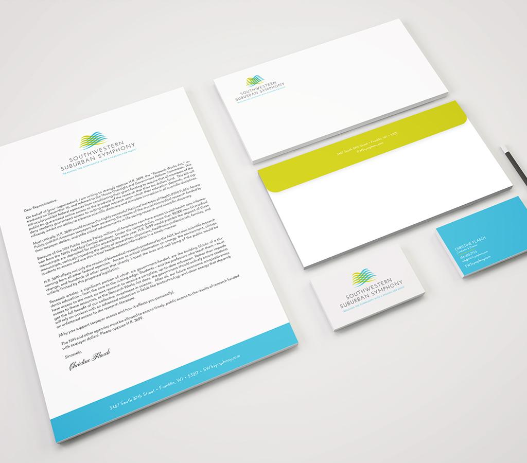 SW Suburban Symphony - Branding Design