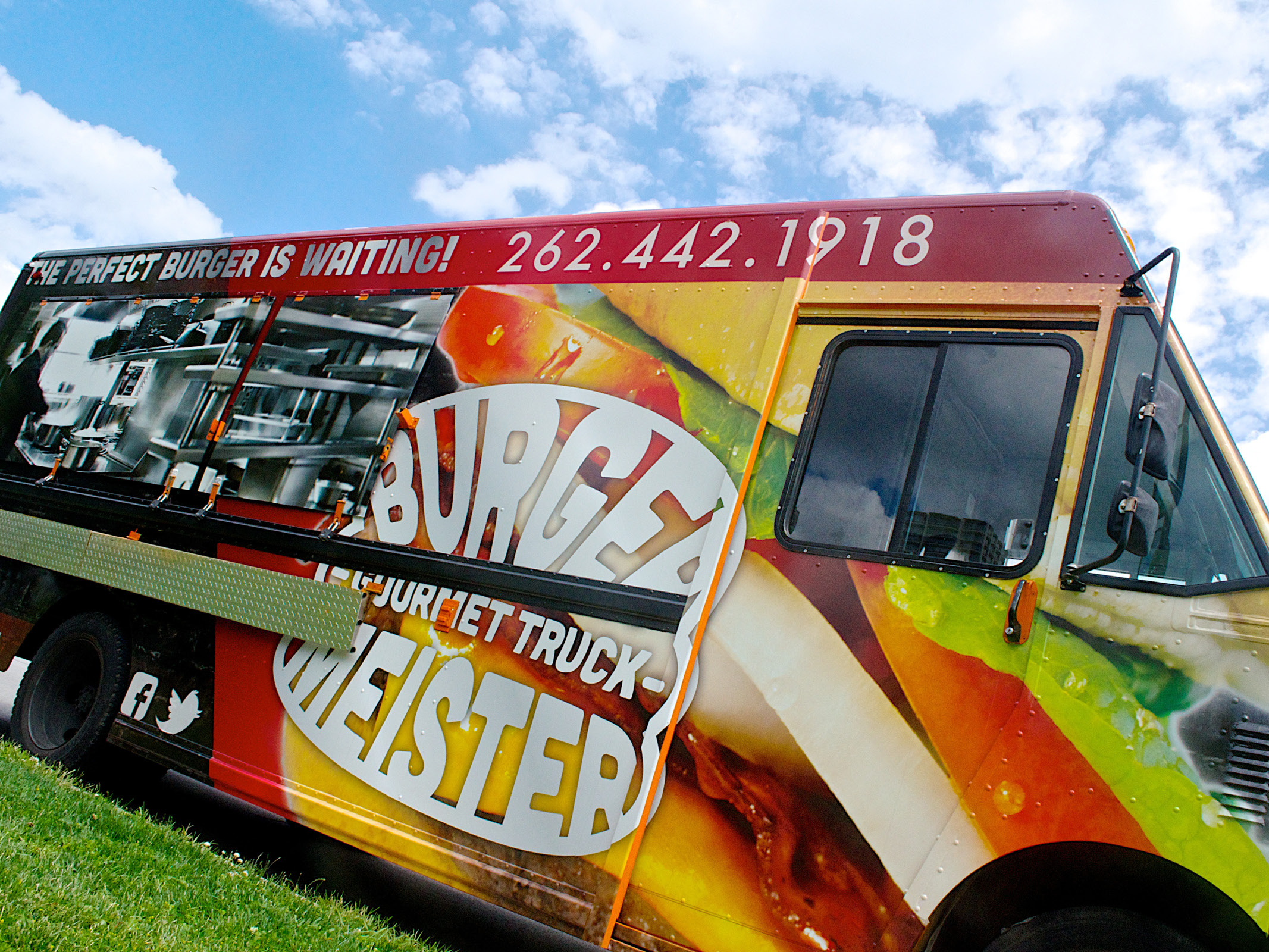 Full Truck Graphics Wrap,Photography, Branding, Logo, and Art Direction