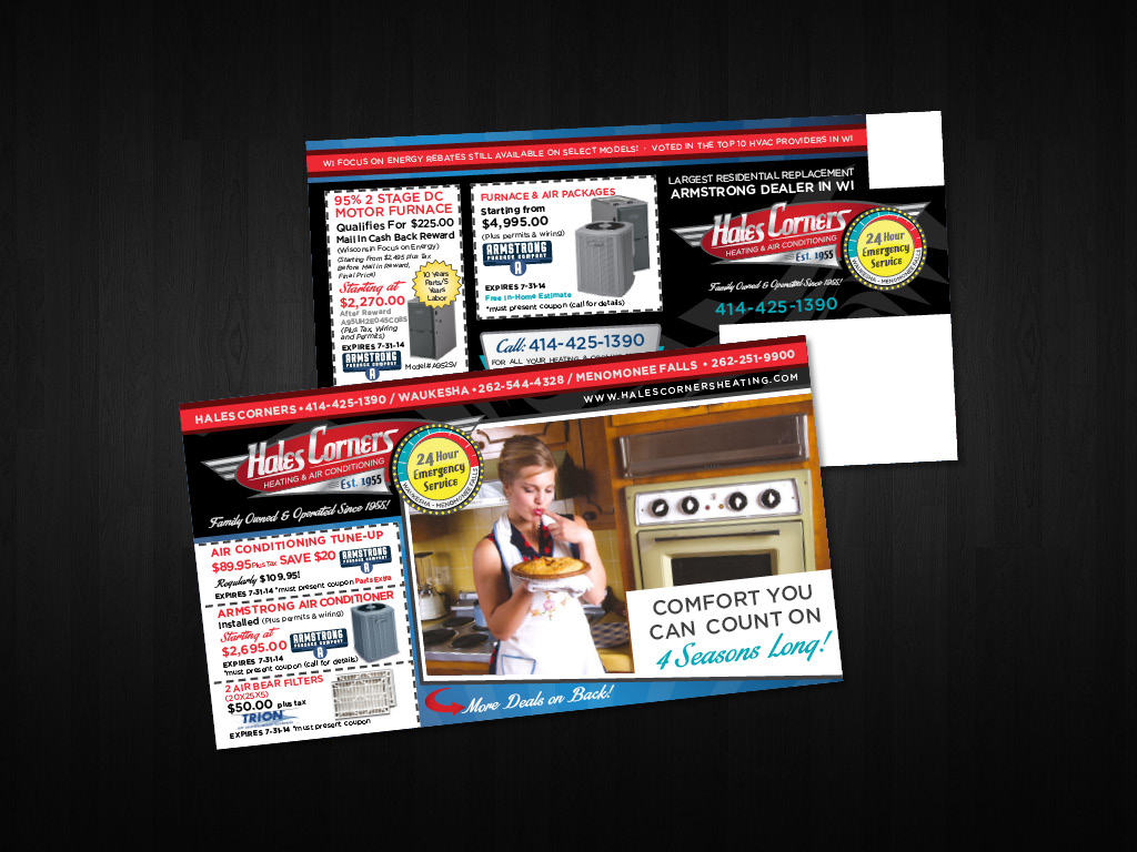 Direct Mail Campaign, Logo, Art Direction, and Branding