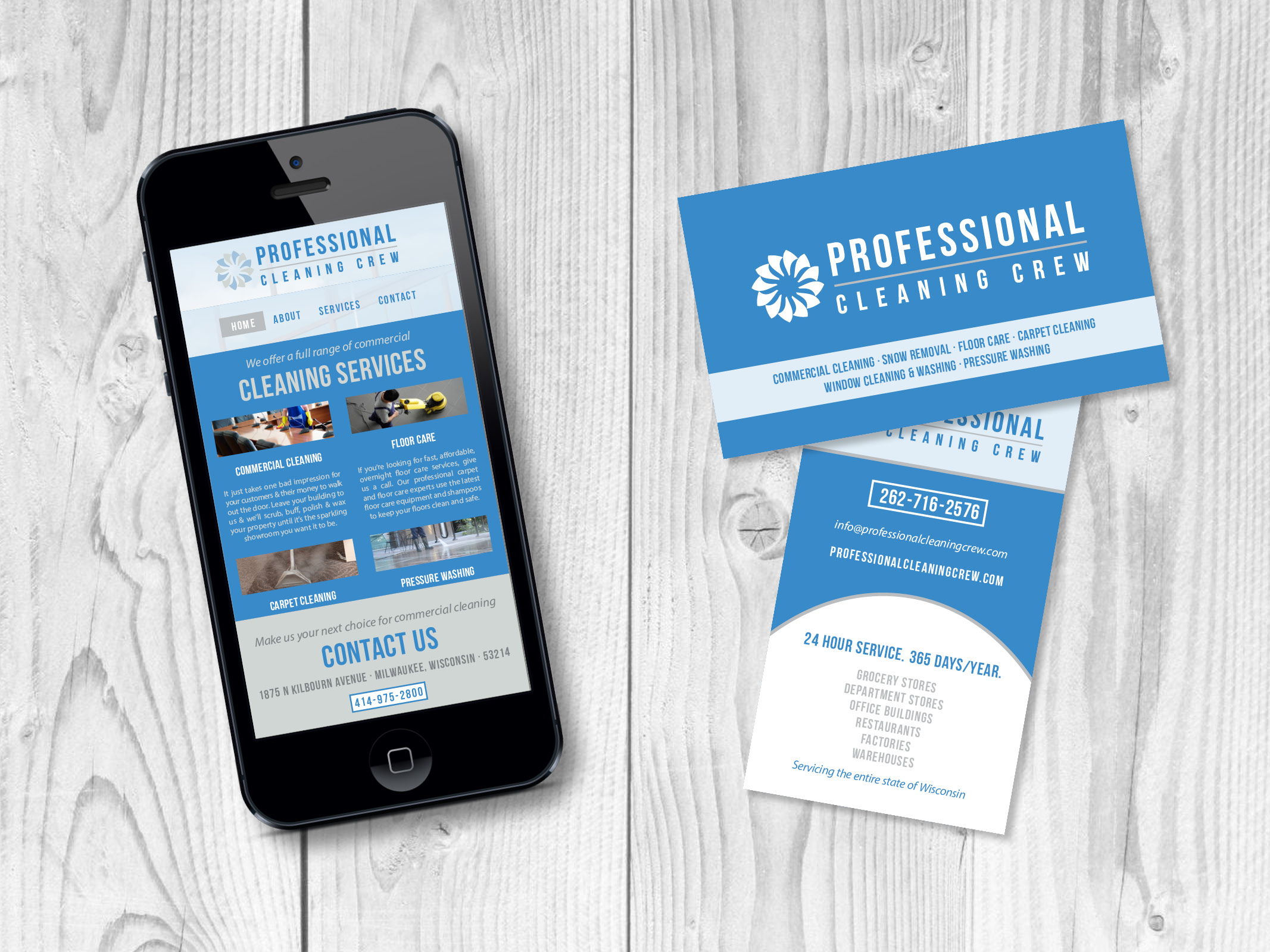 Mobile Web Design, Business Cards, Logo Design,and Branding