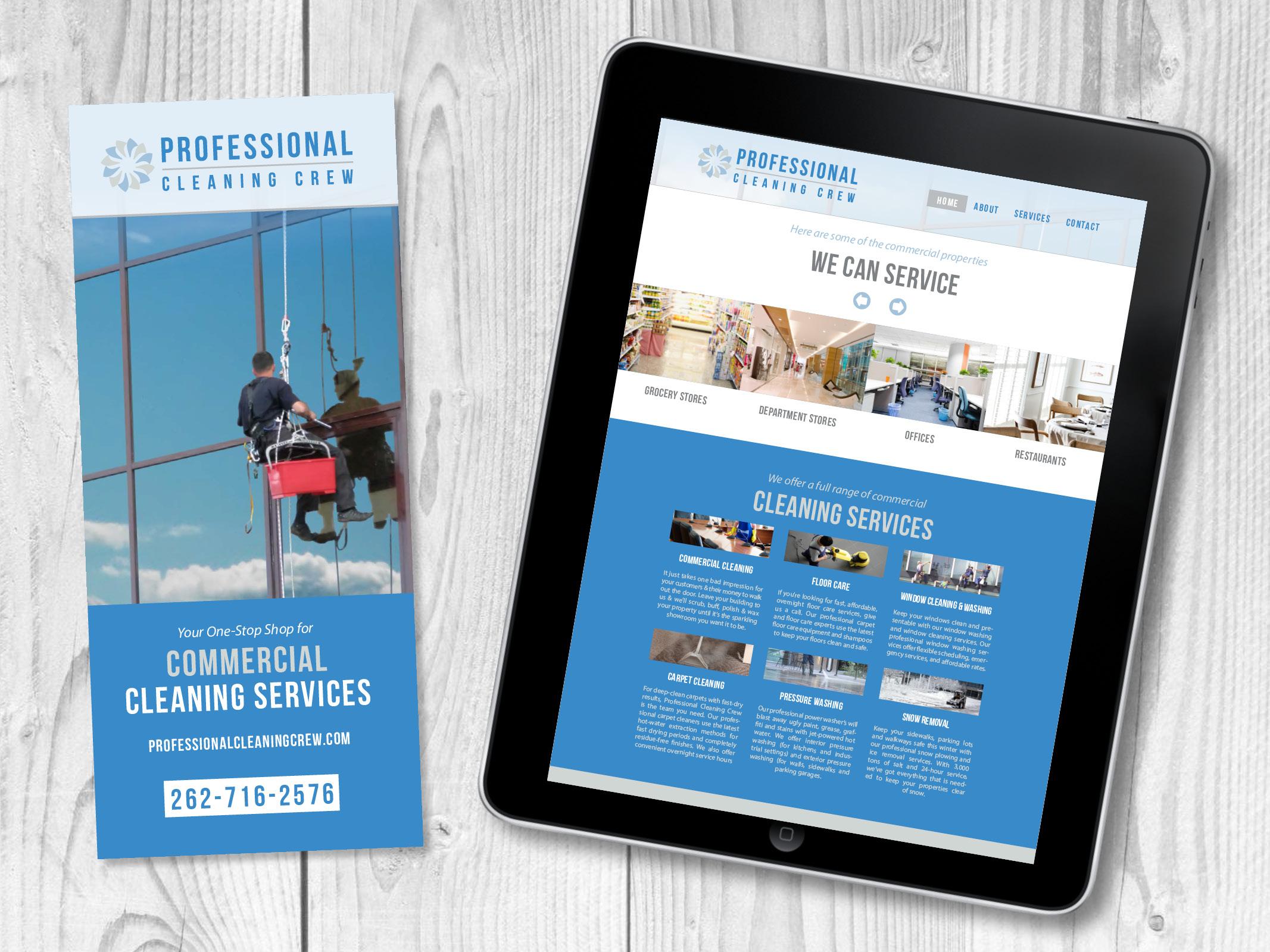 Brochure, ResponsiveWeb Design, Logo Design, Art Direction, and Branding