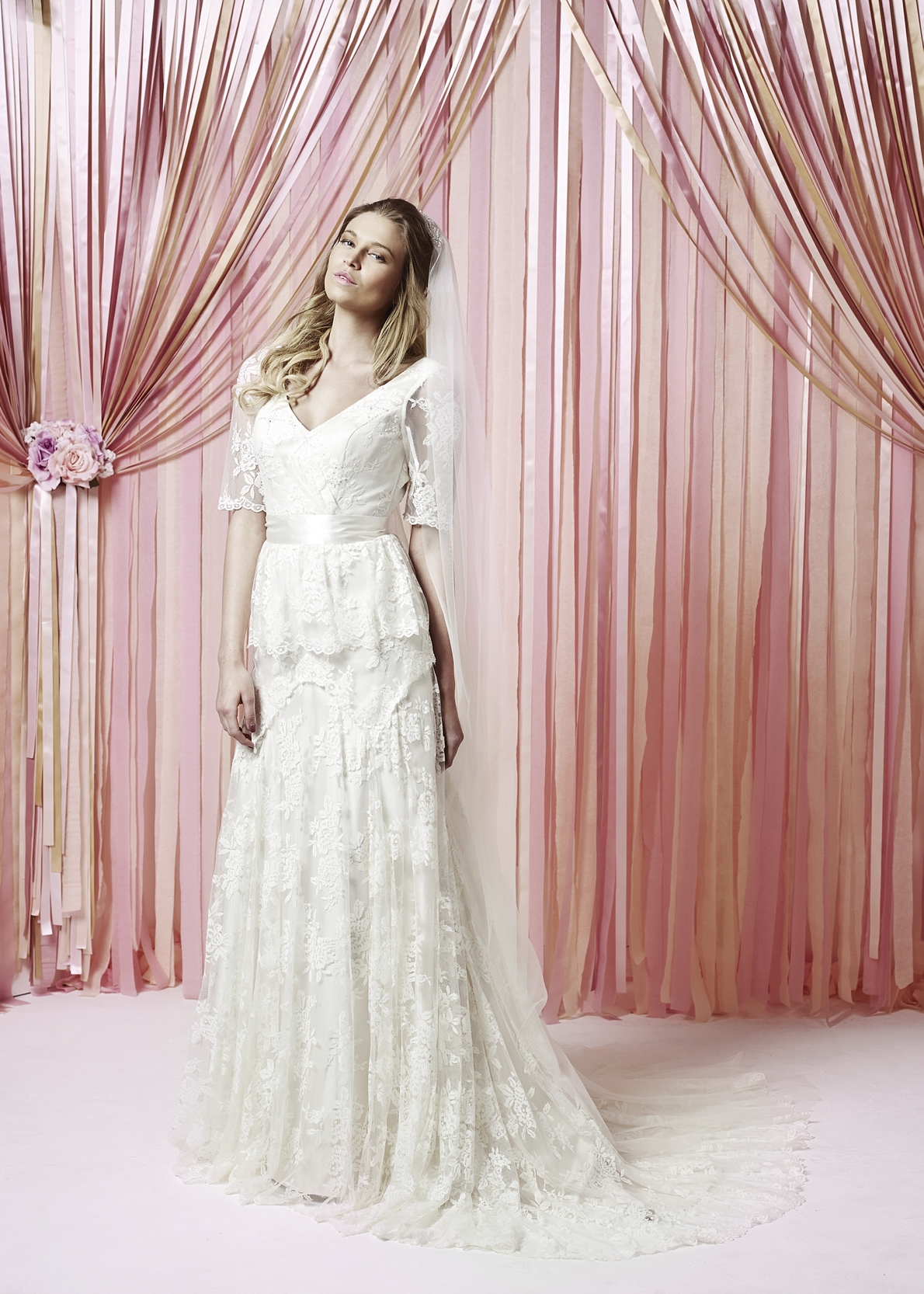 Lucy Lou - Size 12 WAS £1785 NOW £900