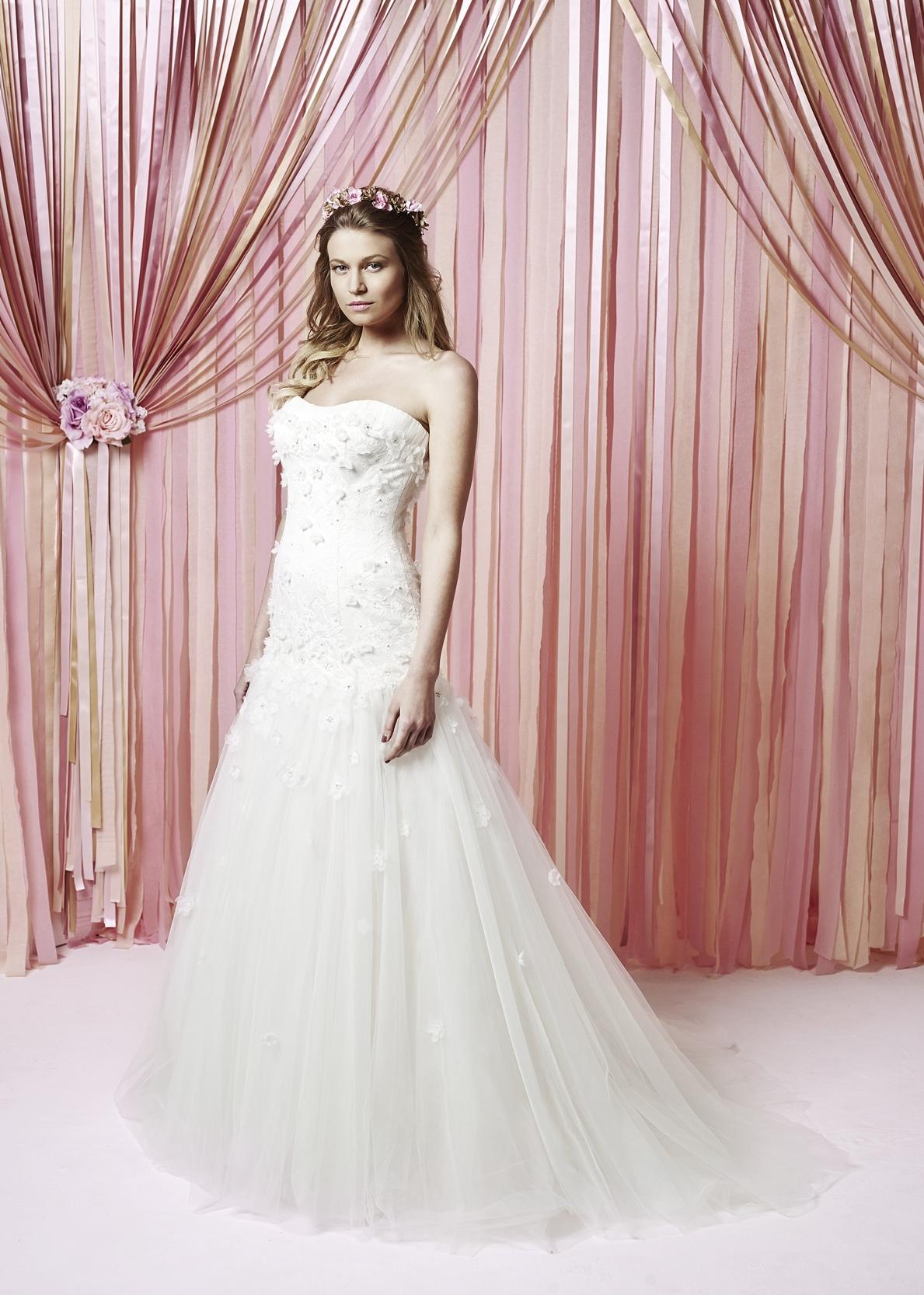 Emelia - Blush size 14  Was £1495 Now £600