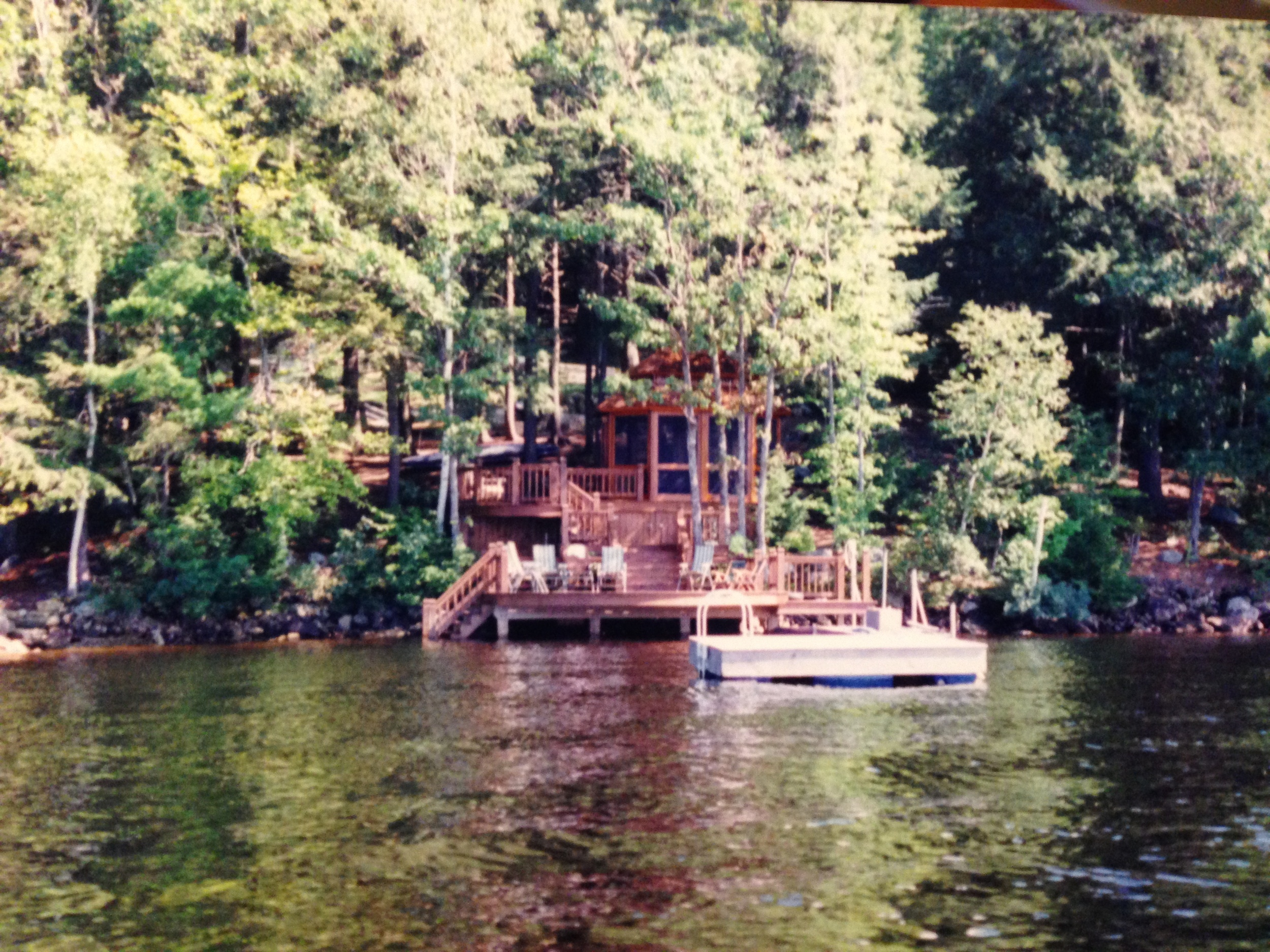 The Dock circa 2002-ish