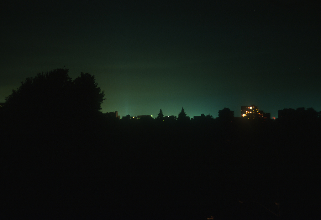 The 2003 Blackout in Ottawa