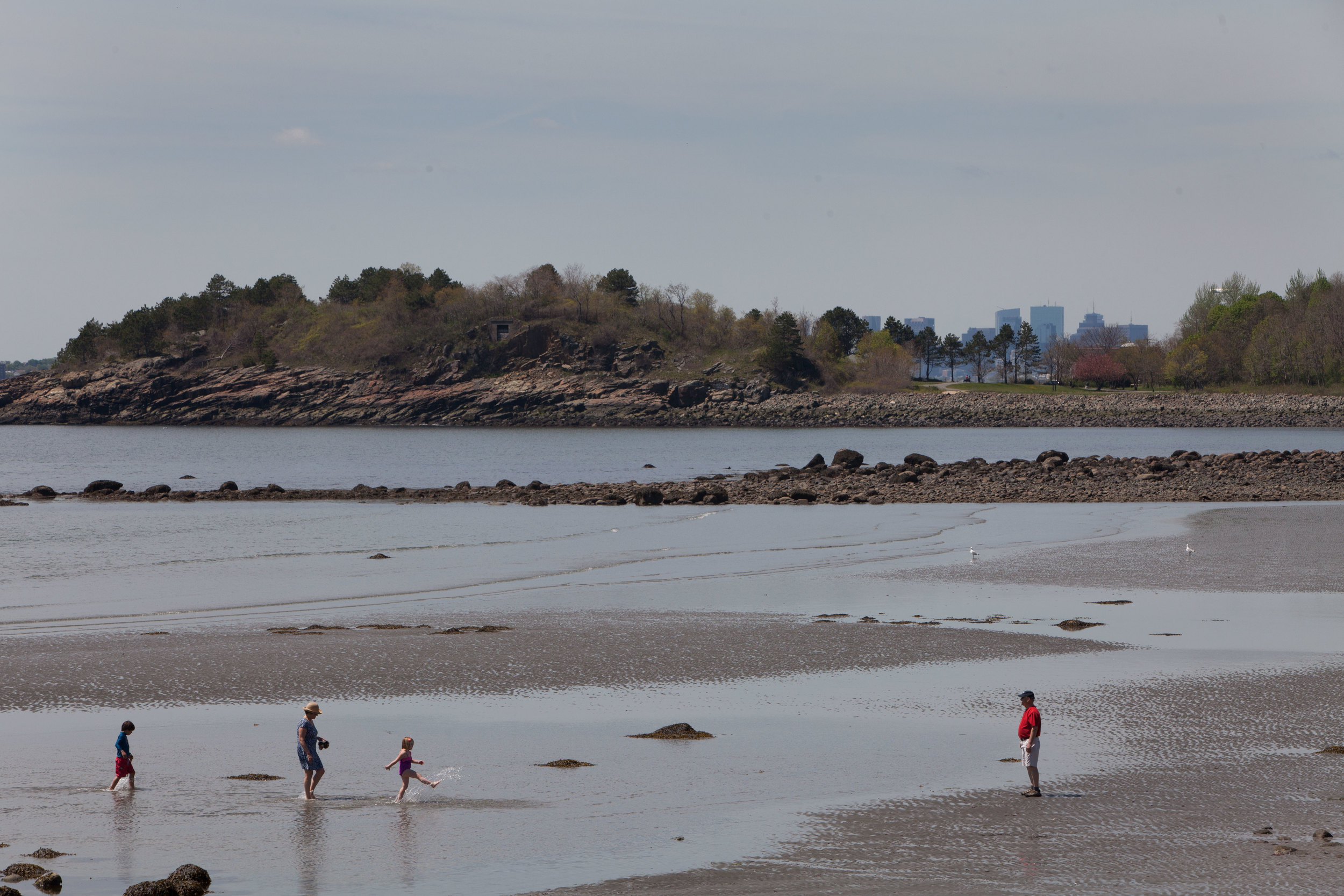 Compared to other communities on the Massachusetts coast Nahant does not have the worst flooding - that distinction goes to the town of Scituate.