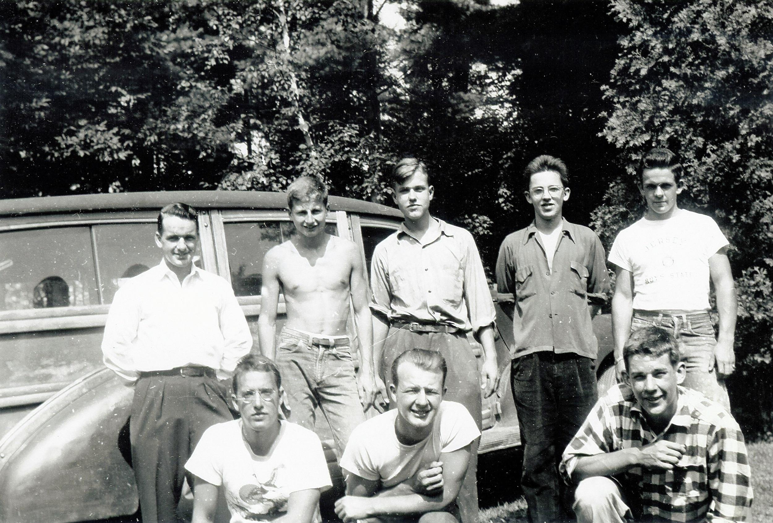 1952 - Trail Crew