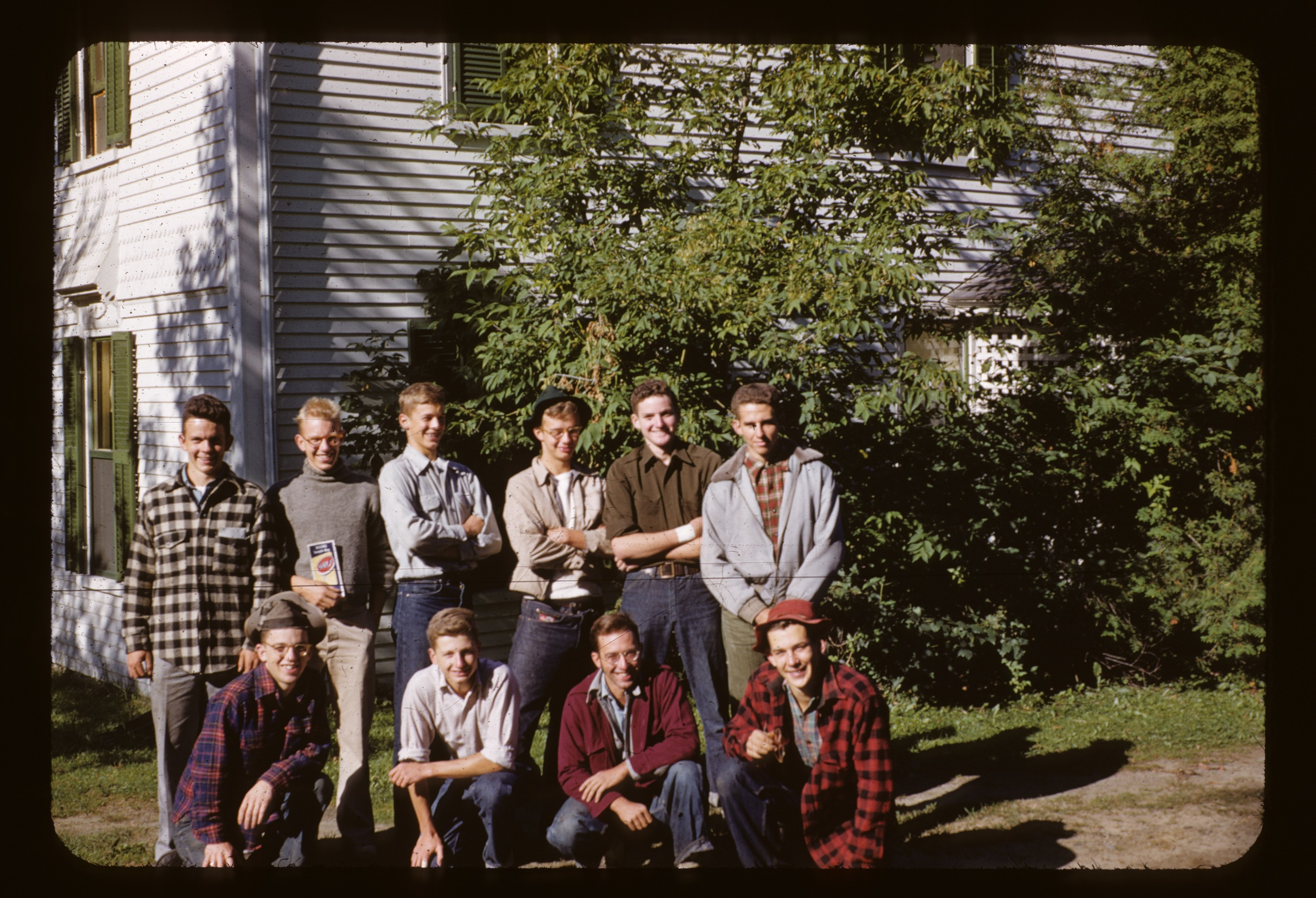 1953 - Trail Crew