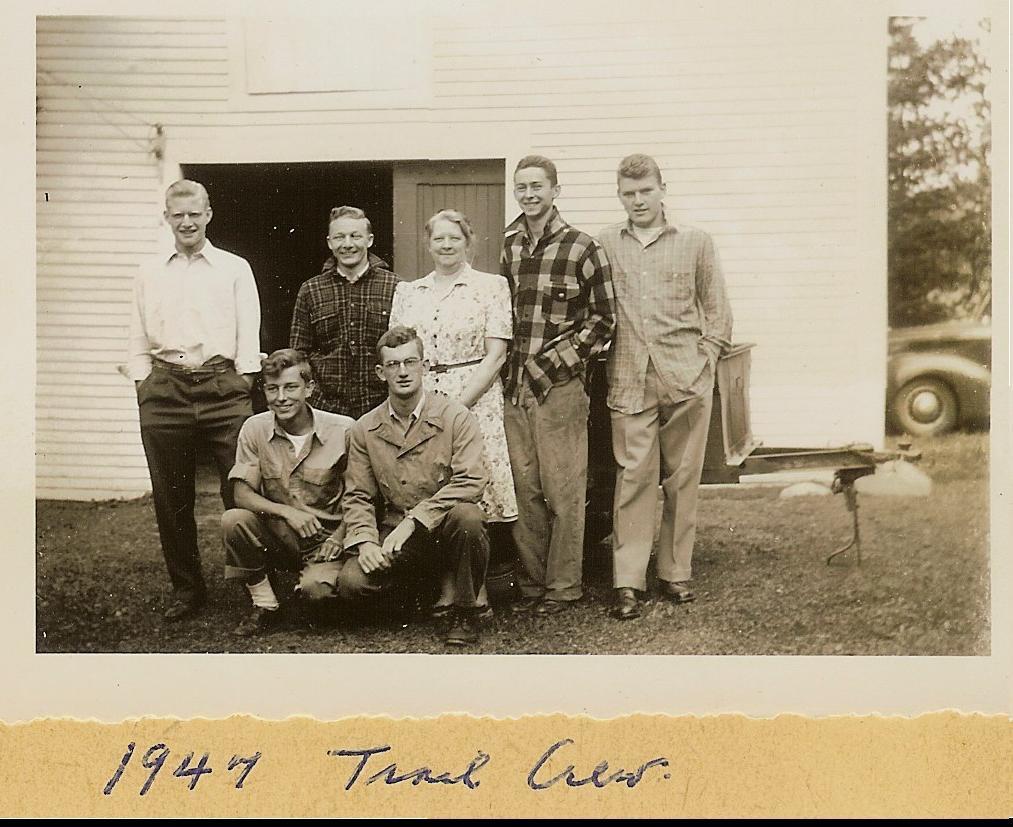 1947 Trail Crew