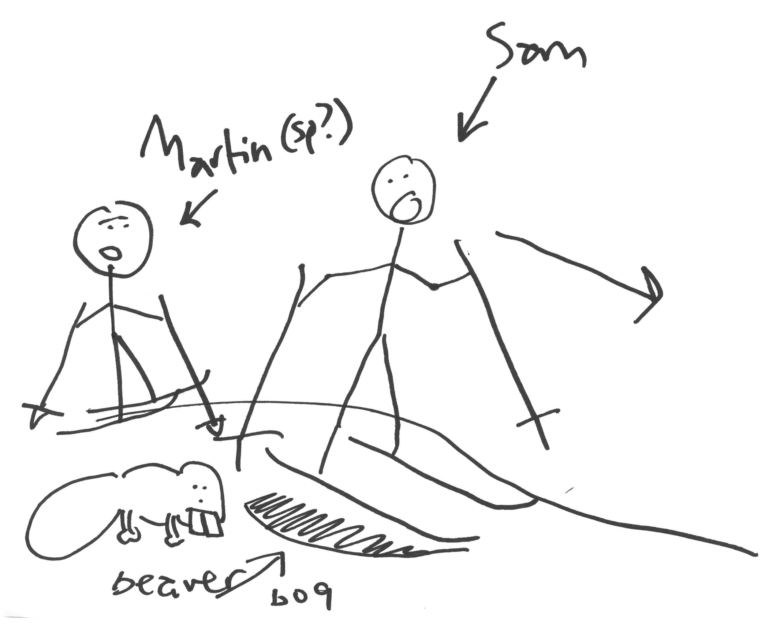This is an artist's rendering of what happened at the race. While artistic and historical license has been taken, we believe that this image is true to the essence, values, and integrity of a story that is cherished by millions of people worldwide.   Artist:  Taylor Quimby