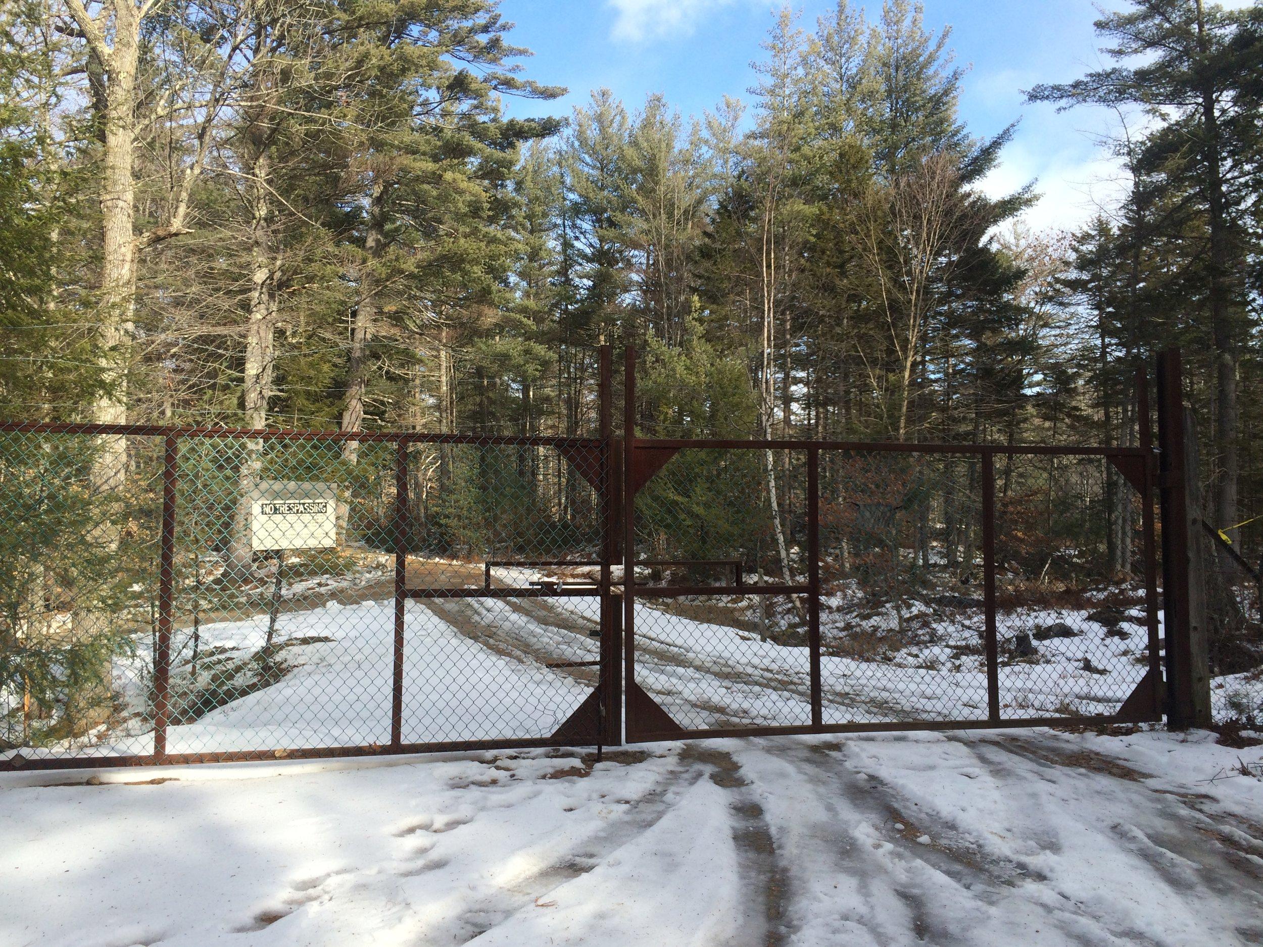 gate around corbin park, photo by sam evans-brown