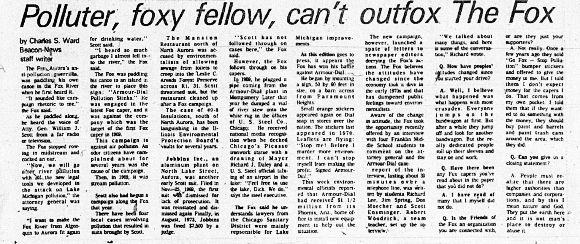 The Aurora Beacon News | June 13th, 1976 | Page 17