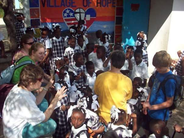 Village of Hope School, Haiti