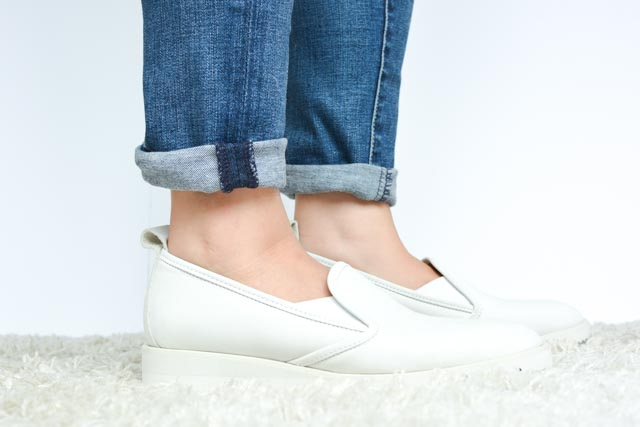 Everlane Street Shoe Review {updated