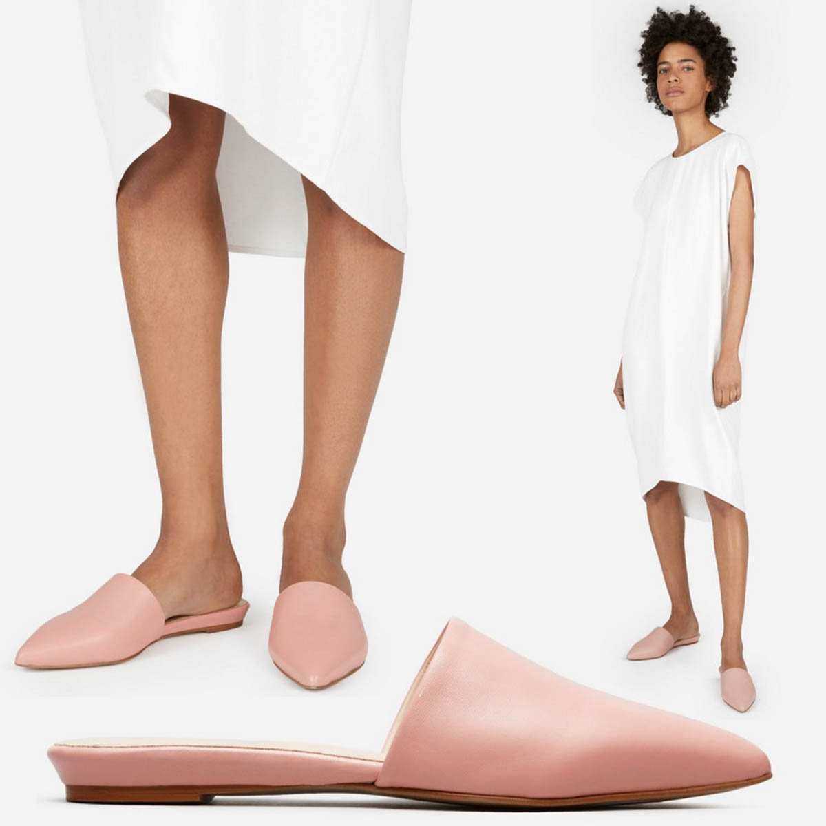Everlane Review The Pointed Slide