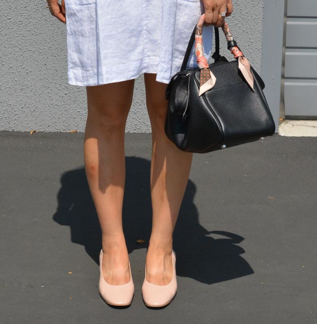 Everlane Review The Day Heel {Updated