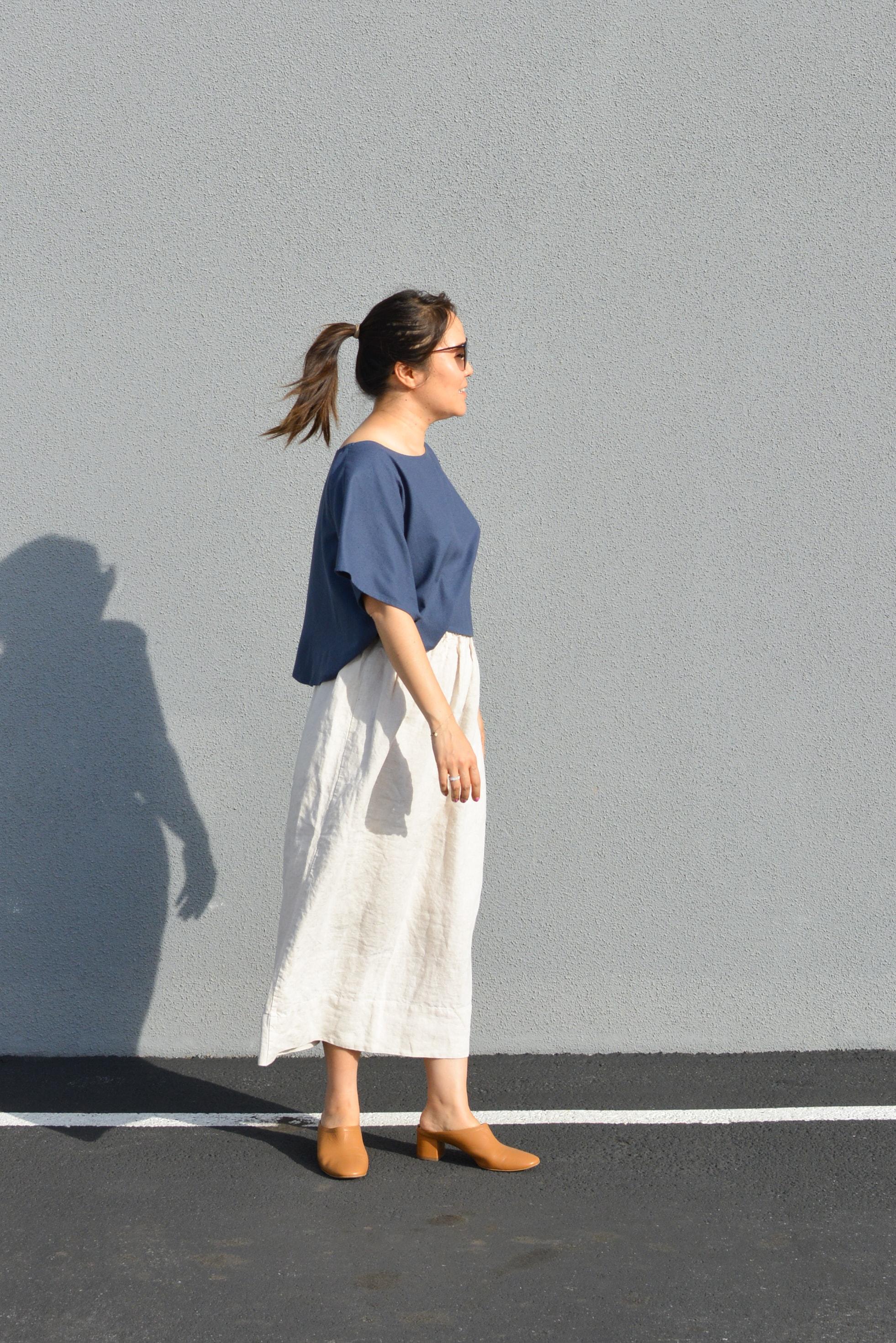 Elizabeth Suzann Review Linen Bel Skirt (3 of 6)-min.jpg