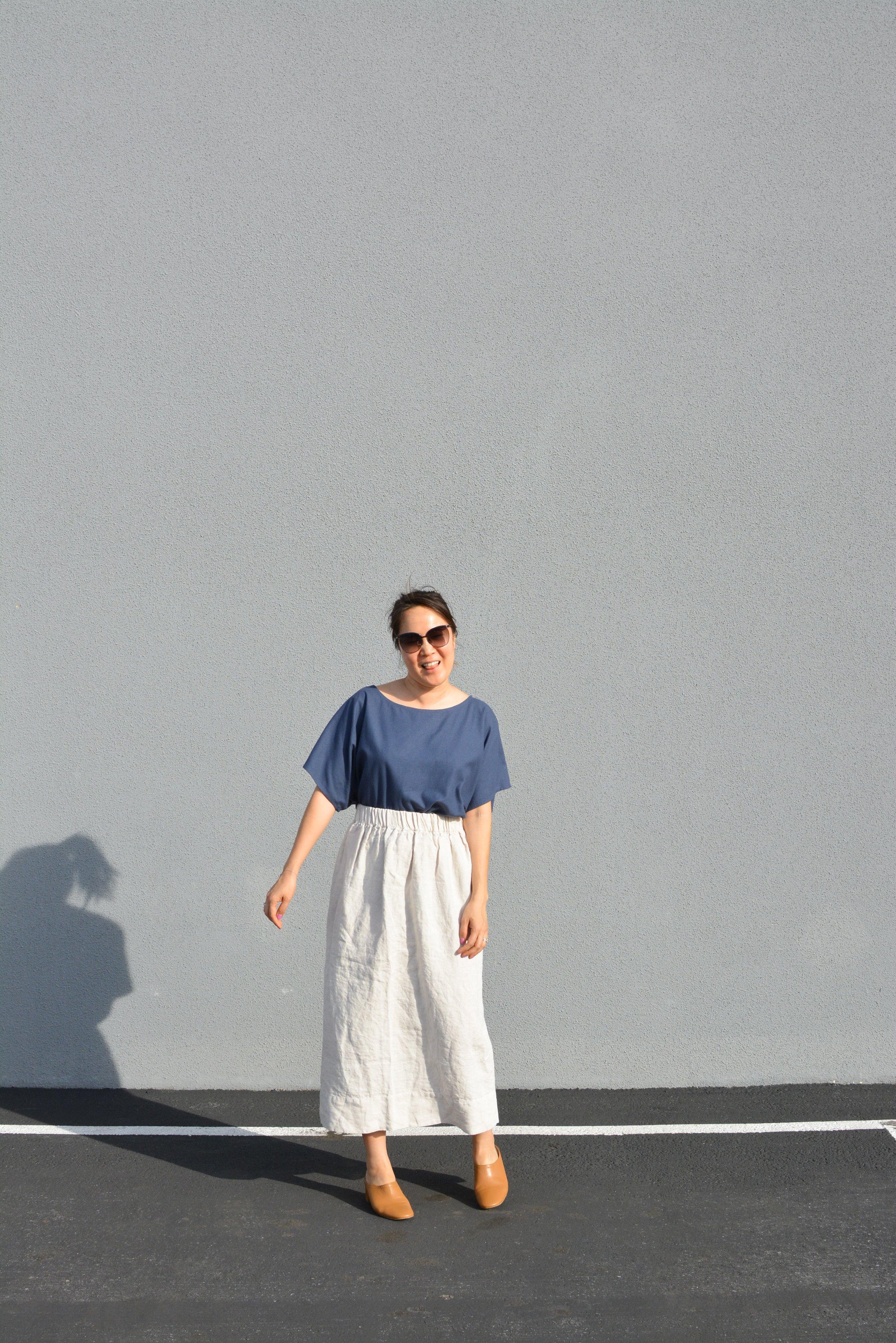 Elizabeth Suzann Review Linen Bel Skirt (5 of 6)-min.jpg