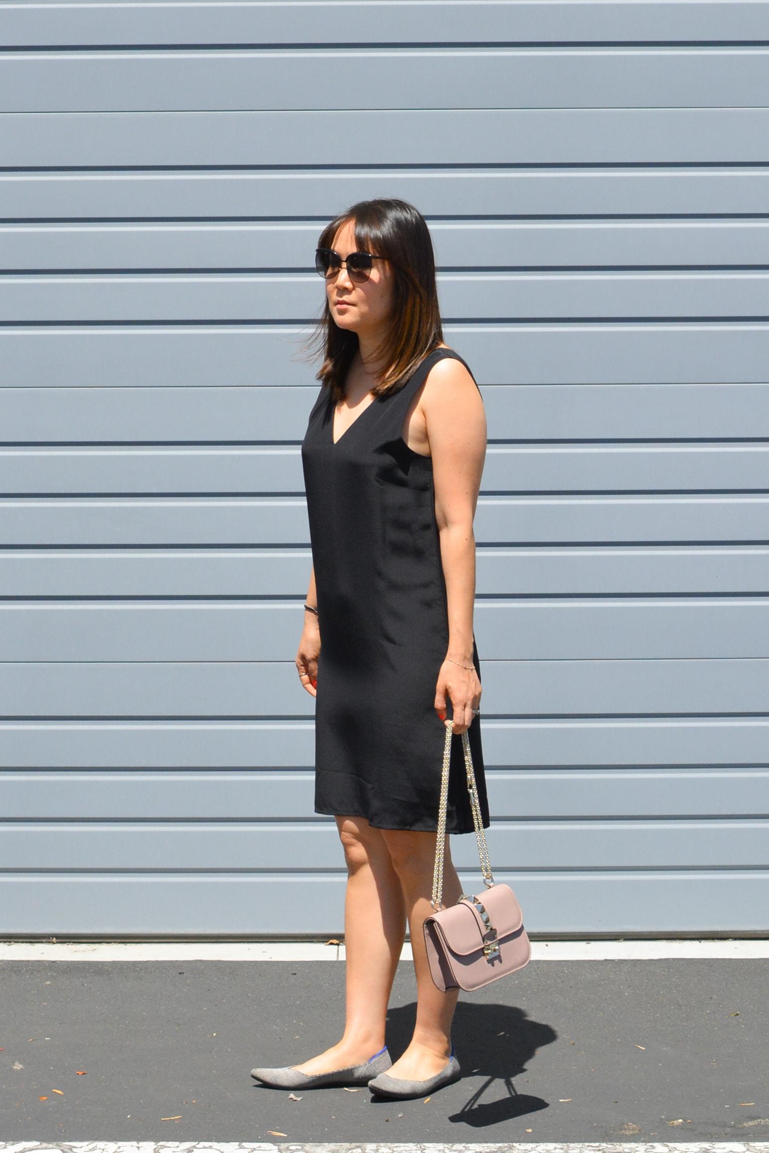 Grana Review Silk V-neck Shift Dress (2 of 2)-min.jpg