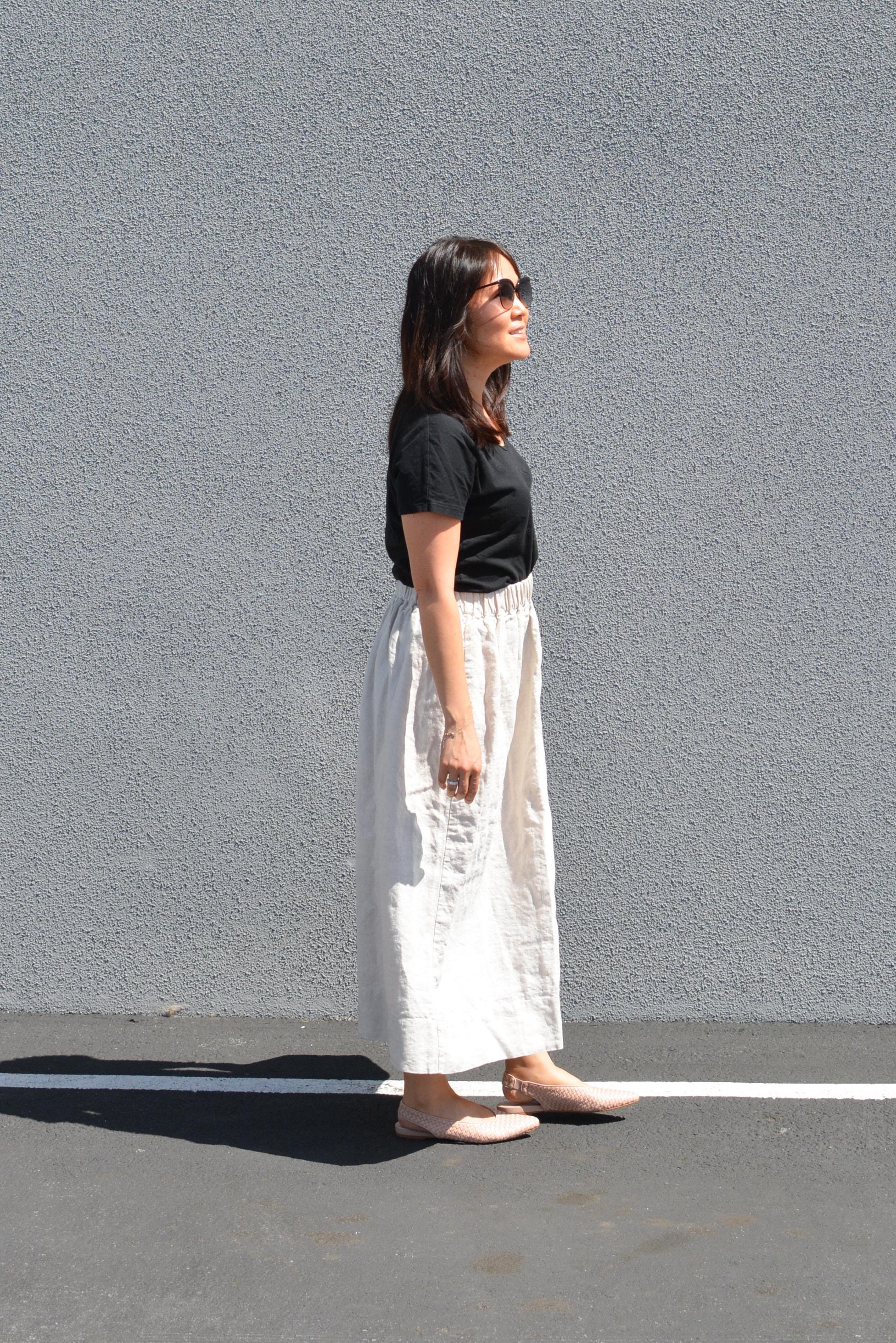 Elizabeth Suzann linen Bel skirt review (2 of 2)-min.jpg