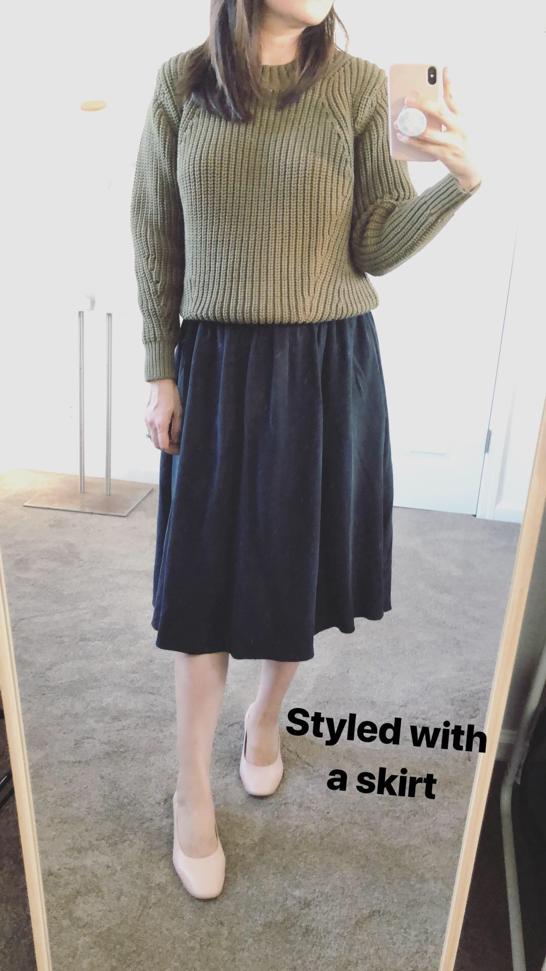 Everlane Review Texture Cotton Crew
