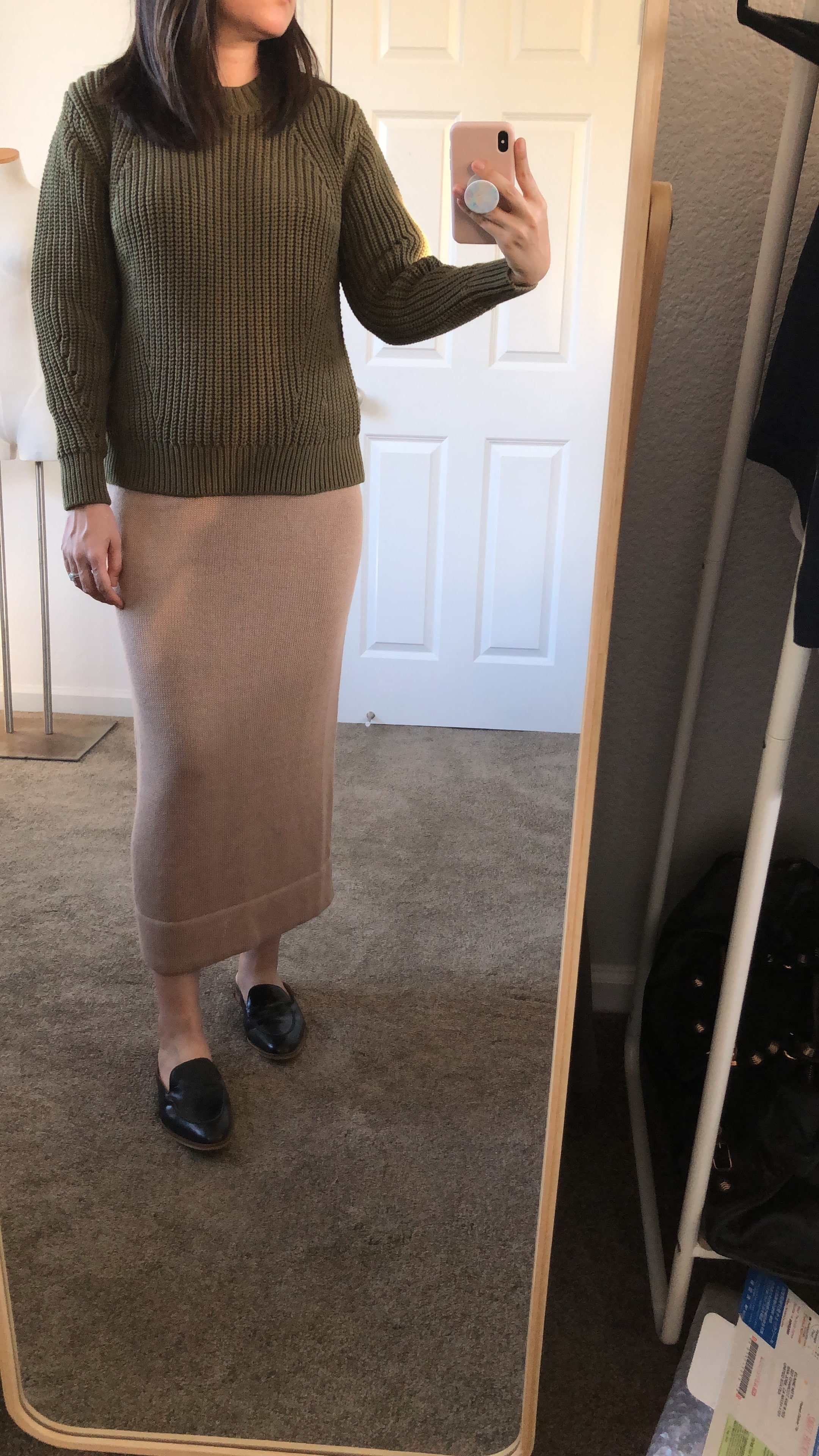Everlane Review the texture cotton crew