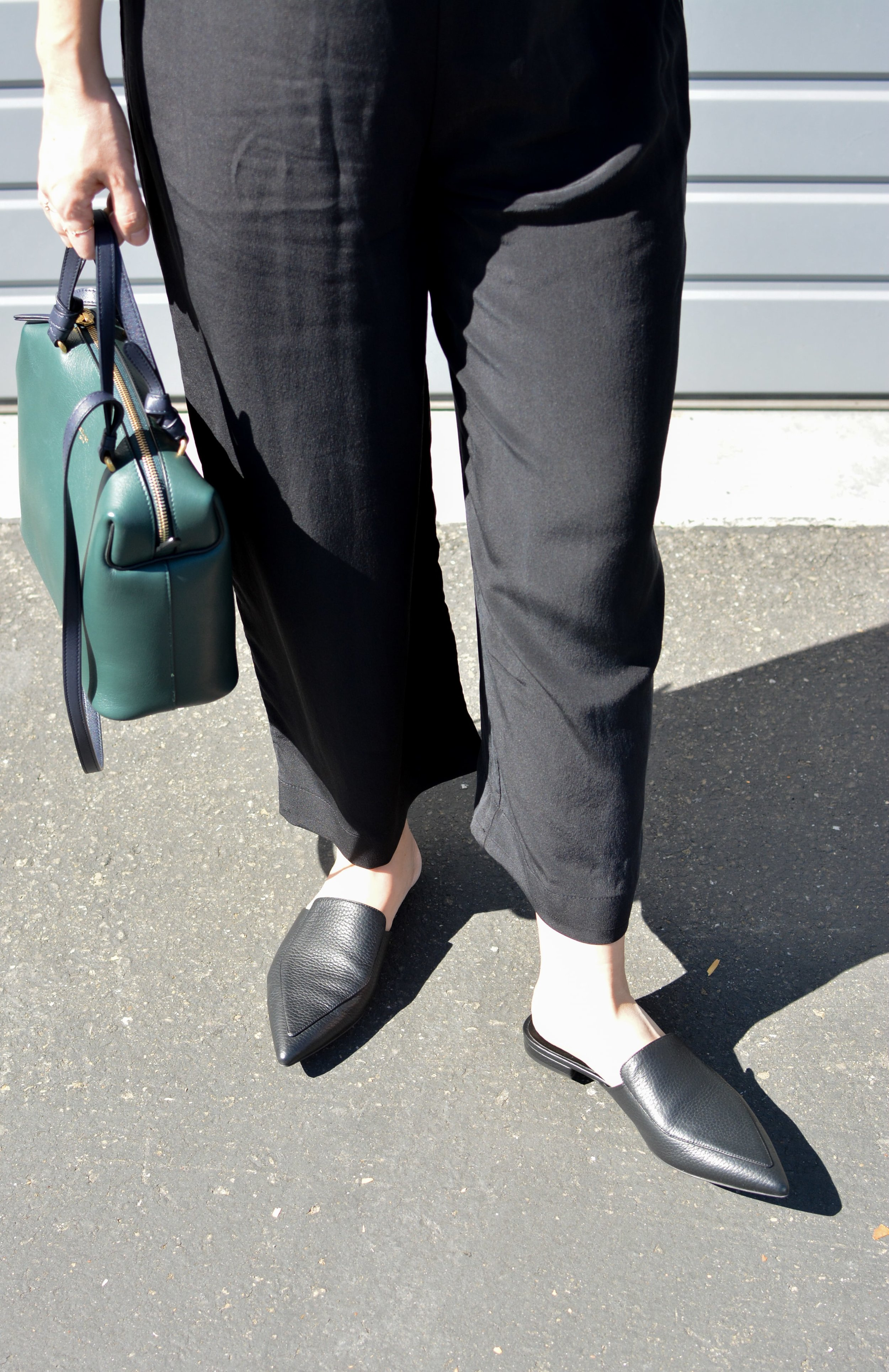 Everlane Review: The Boss Mules and The