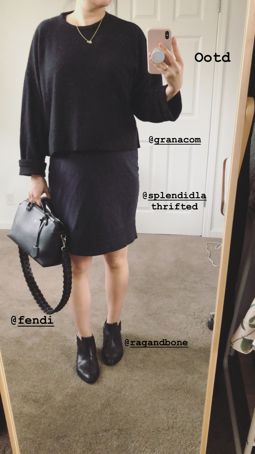 Fendi By the way bag review