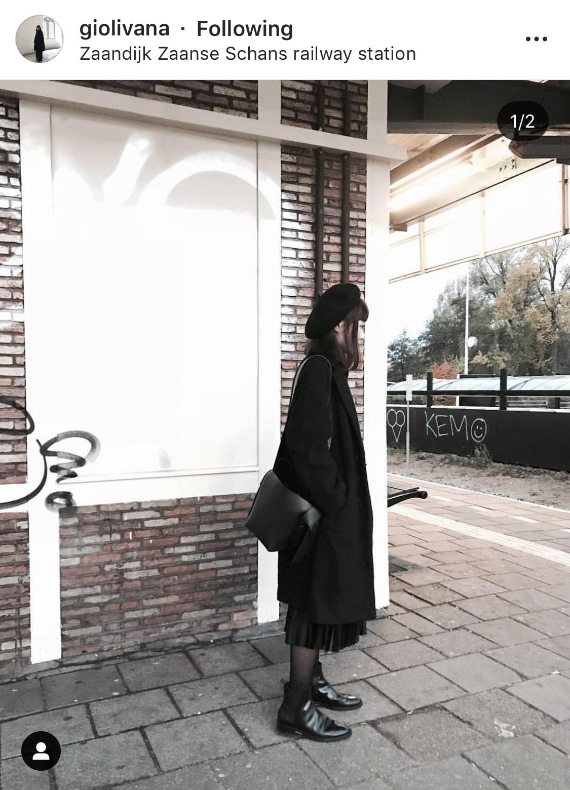 Acne studios musubi mini bag review