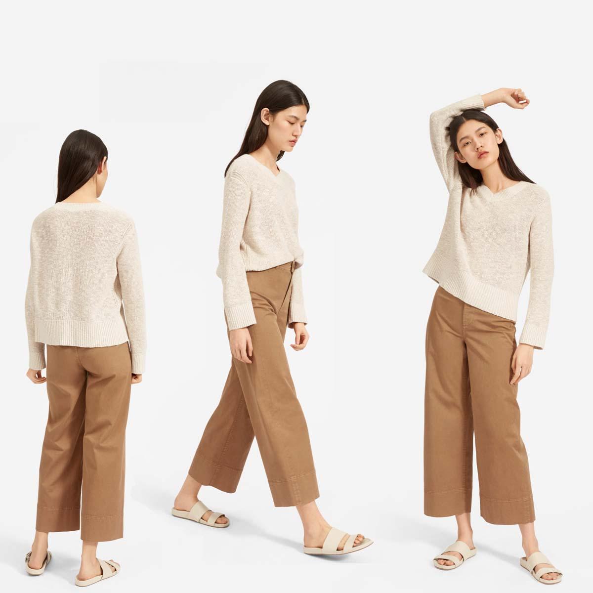 Everlane Review Cotton Linen V neck.jpg