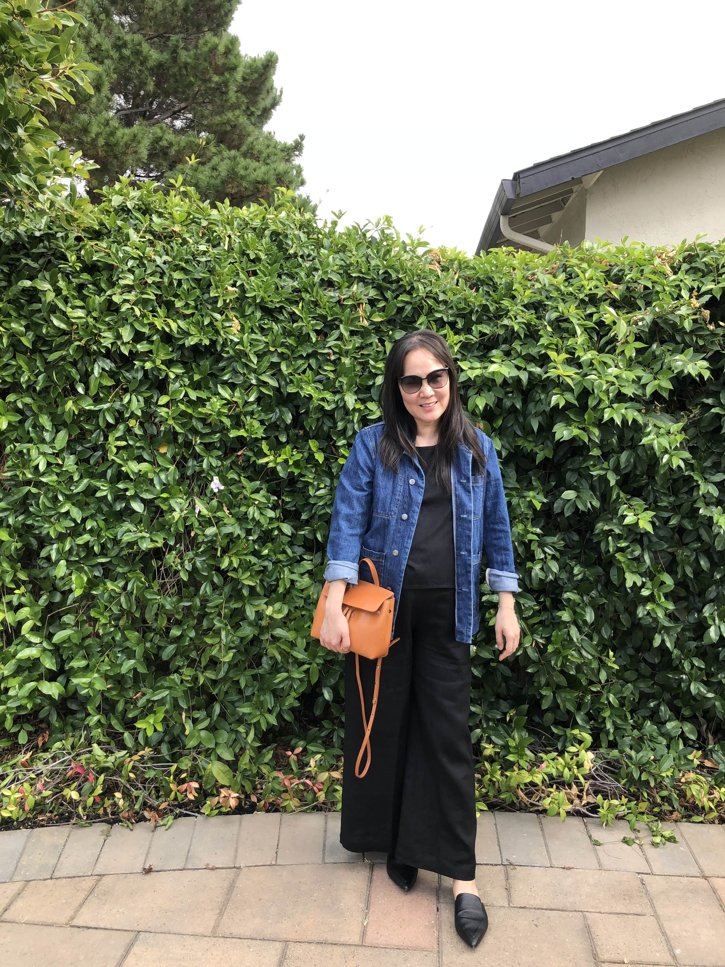 Everlane Review Denim Chore Jacket