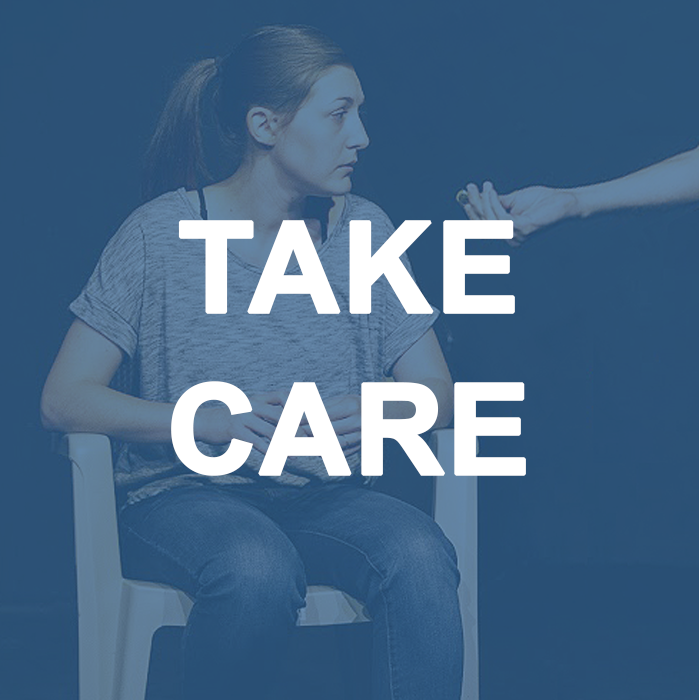 "1F/1M Ten-Minute Play   Take Care explores the impact an unexplained chronic illness has on a marriage where ""in sickness"" loses the certainty of ""in health.""   PRODUCTIONS:  - Commission Theatre Co. (Chicago, IL)  Director: Rebecca Willingham    Awards/Recognition:  2017 Finalist for publication in The Dionysian Magazine."