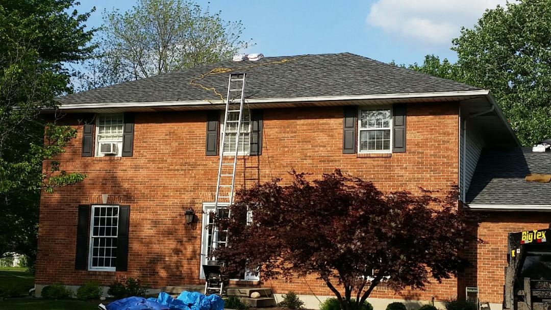 Upgraded, Timberline UHD shingles installed for a thicker and more defined look!